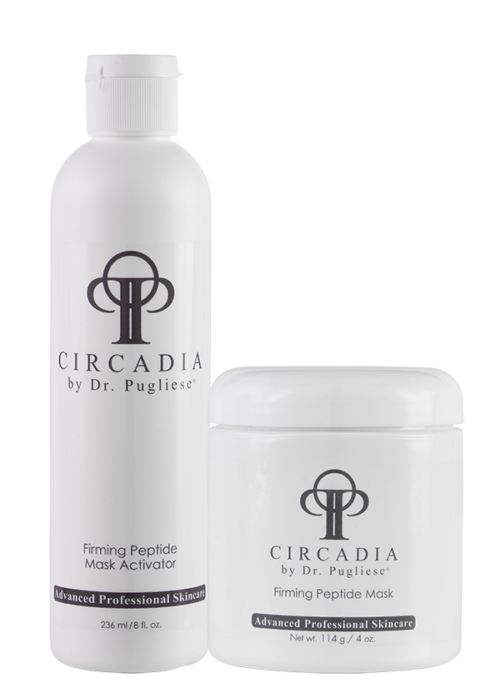 Circadia Firming Peptide Mask & Activator
