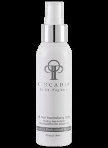 Circadia pK Peel Neutralizing Spray